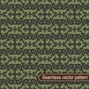 Link toVintage floral seamless vector pattern 01