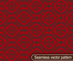 Vintage floral seamless vector pattern 03