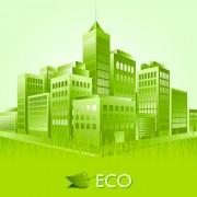 Link toCreative ecology city background illustration 02