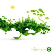Link toCreative ecology city background illustration 03