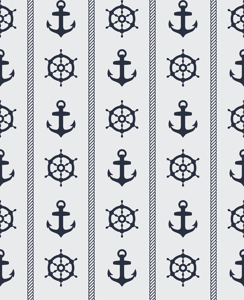 Nautical elements seamless pattern vector 03 over millions nautical elements seamless pattern vector 03 toneelgroepblik Image collections