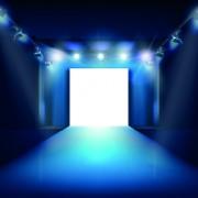 Link toSpotlight light design background vector 05
