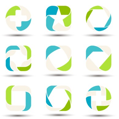 abstract logo shapes pictures to pin on pinterest pinsdaddy