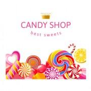 Link toBest sweets design background vector