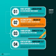 Link toBusiness infographic creative design 1030