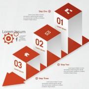 Link toBusiness infographic creative design 1060
