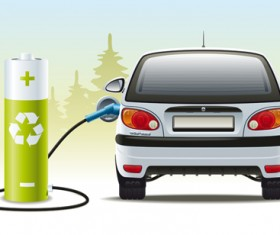 Car hybrid design elements vector 01
