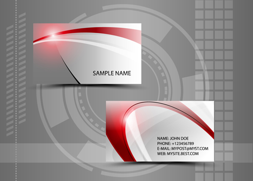 Modern style abstract business cards vector 06 free download modern style abstract business cards vector 06 reheart Gallery