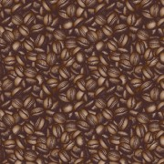 Link toCreative coffee beans pattern vector grephics 04