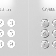 Link toCreative numeric buttons psd