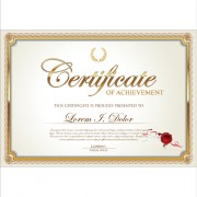Link toExquisite certificate frames with template vector 02