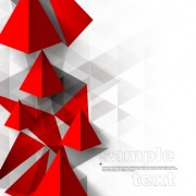 Link to3d geometry shiny background graphic 02