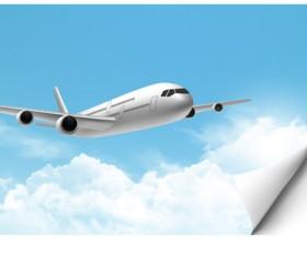 Passenger aircraft design vector