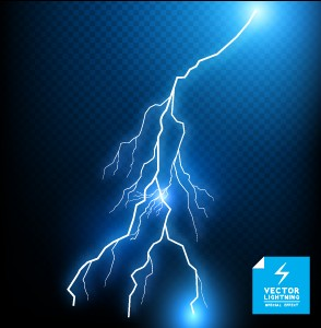 Realistic lightning effect vector background art 01 over realistic lightning effect vector background art 01 toneelgroepblik Gallery