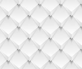 Creative pattern rhomb elements vector graphic 01
