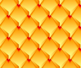 Creative pattern rhomb elements vector graphic 04