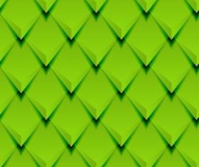 Creative pattern rhomb elements vector graphic 05