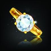 Link toRealistic rings creative design vector set 05