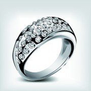 Link toRealistic rings creative design vector set 07