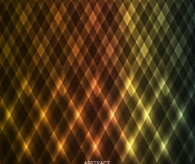 Shiny grid background graphic vector