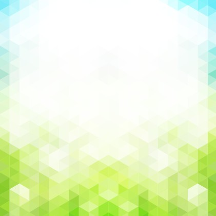 Shiny Spring Elements Vector Background Set 01
