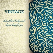 Link toVintage ornate ornaments pattern background art 03