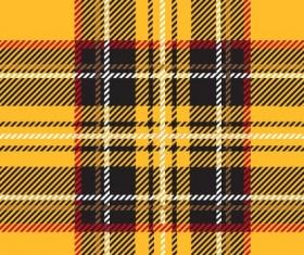 Cloth texture seamless pattern vector set 02
