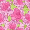 Beautiful flowers seamless pattern art vector 02