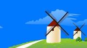 Link toBeautiful cartoon landscapes vector set 14