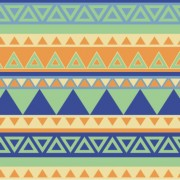 Link toBohemian style pattern vector graphics