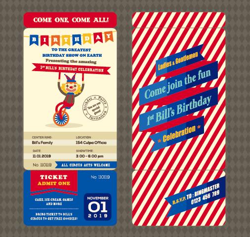 Doc626501 Ticket Design Template 16 Free Ticket Design – Ticket Design Template