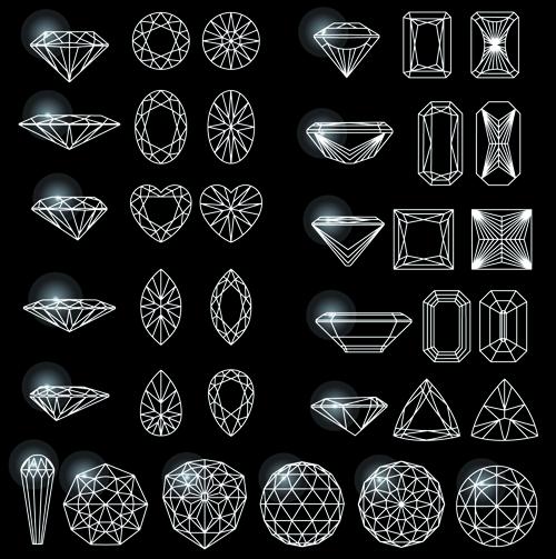 diamond vector free download - photo #36
