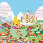 Link toDream sweet world design vector