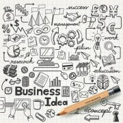 Link toHand drawn business infographics elements vector
