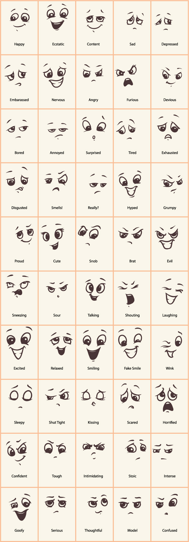 how to draw a cool smiley face