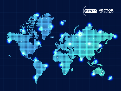 Vector world map design graphics set 03 free download vector world map design graphics set 03 gumiabroncs Image collections