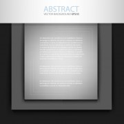 Link toBlack style business template background 01