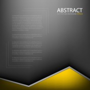 Link toBlack style business template background 02