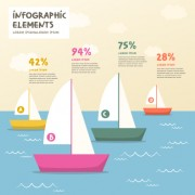 Link toBusiness infographic creative design 1272