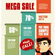 Link toBusiness infographic creative design 1293