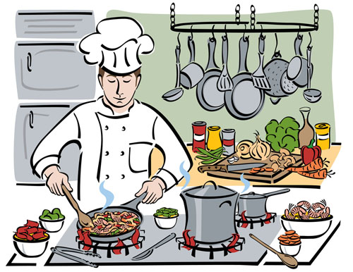 clipart gratuit cuisinier - photo #27