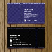 Link toClassic modern business cards vector material 01