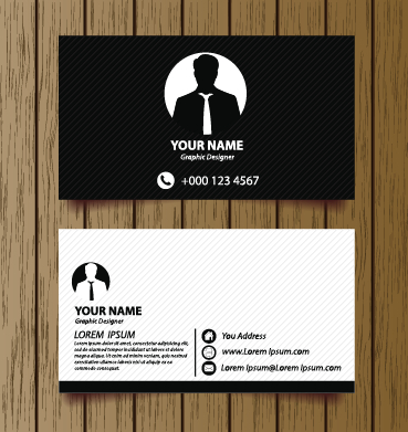 Classic modern business cards vector material 02 free download classic modern business cards vector material 02 colourmoves