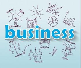 Creative business Idea template graphics vector 01