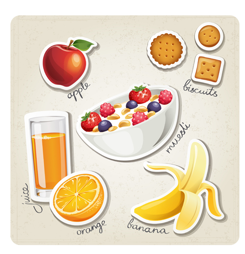 Cartoon Healthy Breakfast Pictures to Pin on Pinterest ...