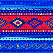 Link toEthnic style tribal patterns graphics vector 01