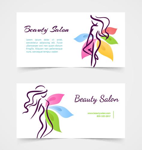 Exquisite beauty salon business cards vector material 03 free download exquisite beauty salon business cards vector material 03 reheart Image collections