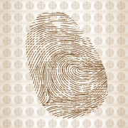 Link toFingerprint with pattern vector graphics