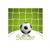 Link toGreen style soccer background vector material 03