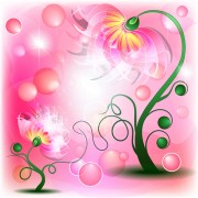 Link toHuge collection of beautiful flower vector graphics 06
